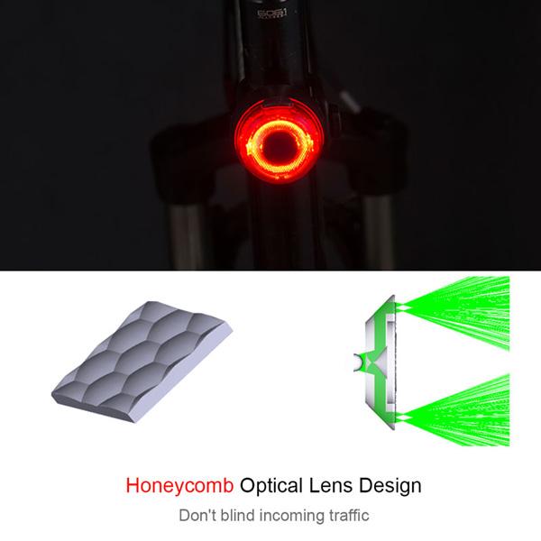蜂窝光学设计