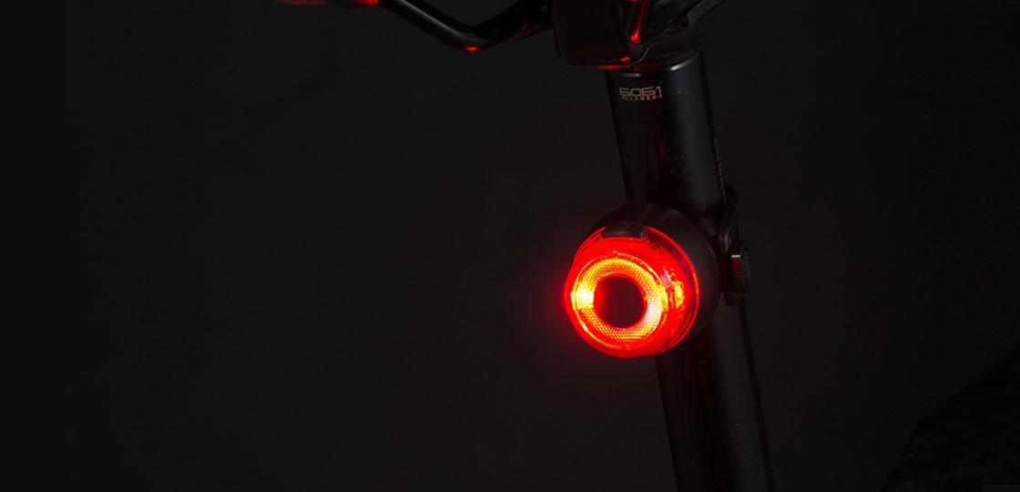 自行车尾灯
