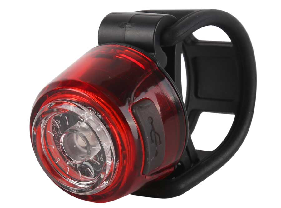 LR-02 赛特莱特USB可充电自行车尾灯ROHS / CE自行车尾灯